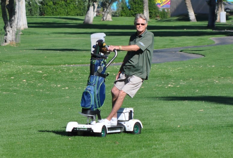 Ride the New Wave on the GolfBoard