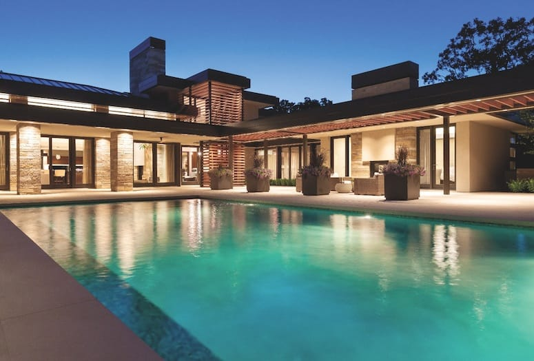 Charles R Stinson Architecture Palm Springs Real Estate