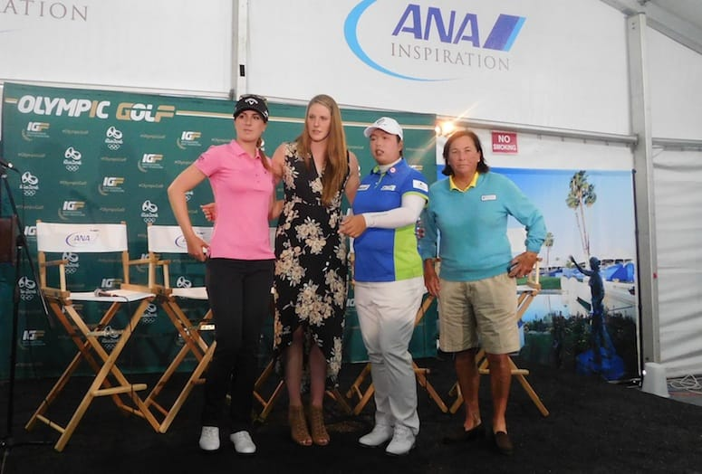 ANA Inspiring Women in Sports Conference