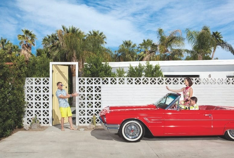 Palm Springs Fashion Deepwell Weekend