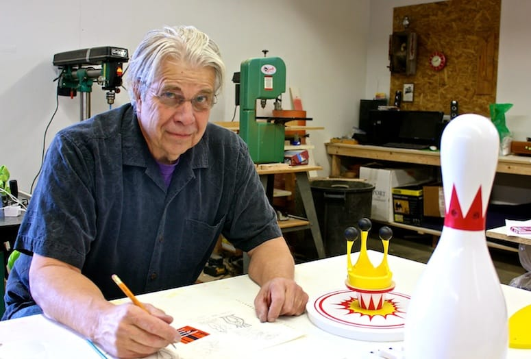 The Artists of Modernism: Jeffrey Coleson