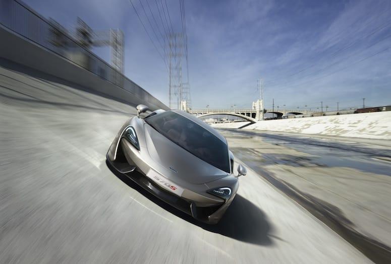 Desert European Motorcars >> Desert European Motors Adds Mclaren Automotive To Lineup