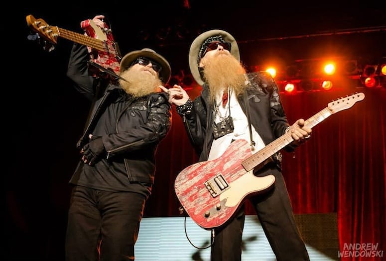 2d054c5f7cf ZZ Top guitarist and vocalist Billy F Gibbons (pictured below) may be the  Lone Star State-proud leader of one of the most famous and most successful  little ...
