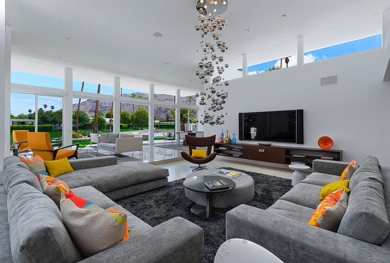 Palm Springs Architecture Palm Springs Home Preserves International Modern Style,Design Your Own Wedding Dress Game