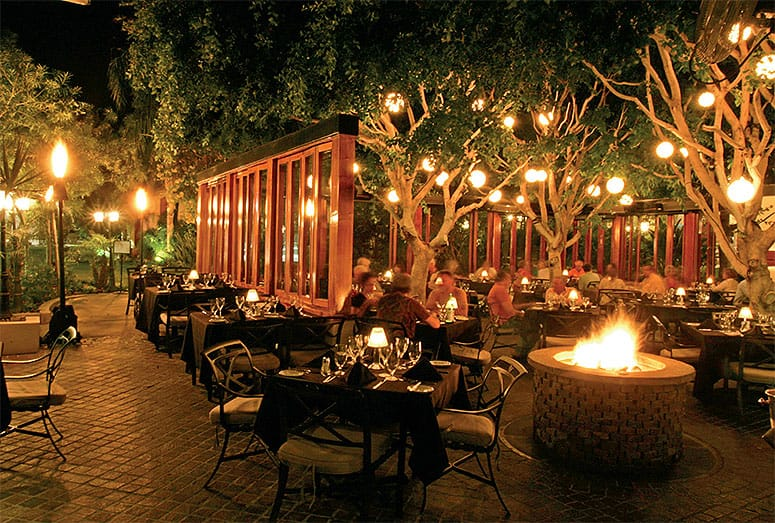 Best Continental Mediterranean Restaurant Outdoor Dining Lunch Caterer Sunday Brunch
