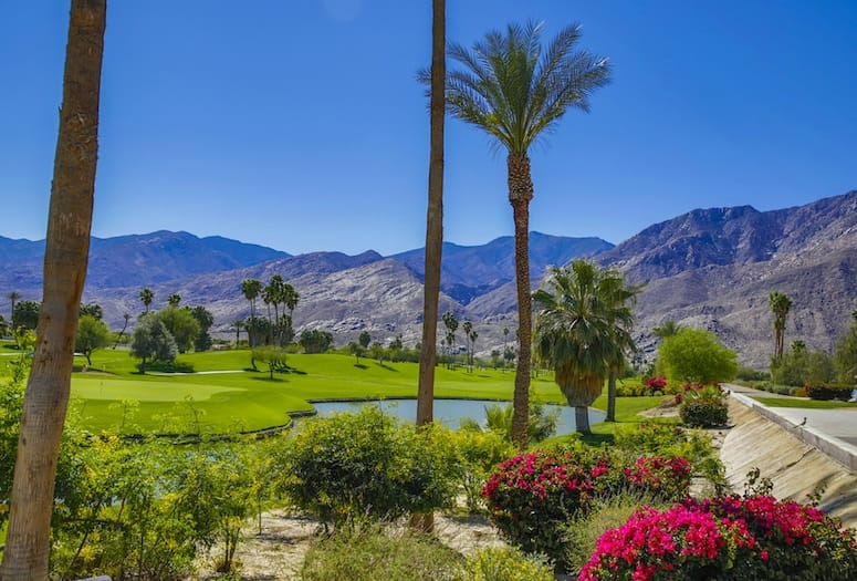 Palm Springs Golf - 5 Spiritual Places to Play Golf