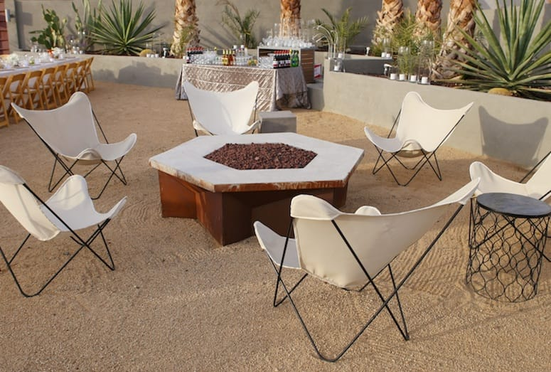 Super Palm Springs Weddings 5 Mod Steps To A Midcentury Modern Download Free Architecture Designs Remcamadebymaigaardcom