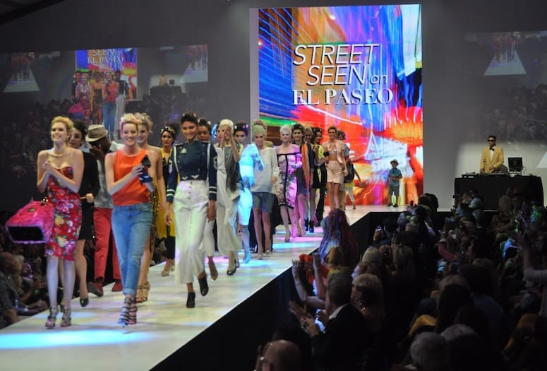 Fashion Week El Paseo