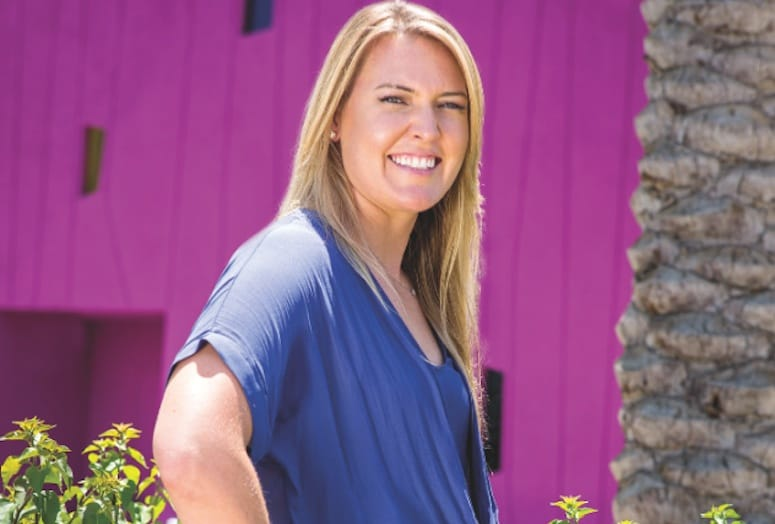 40 Under Forty: Katharine Johnson