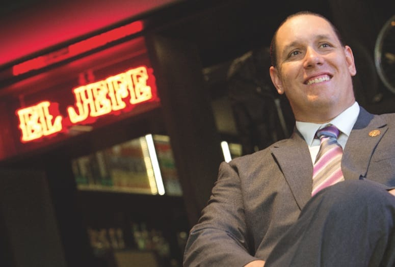 40 Under Forty: Jeff L. Grubbe