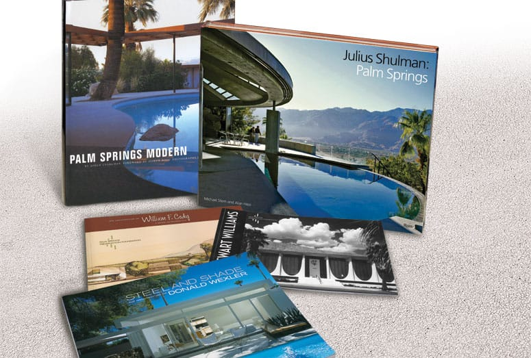 A Must For Every Coffee Table These Five Design Books Explore The History Of Palm Springs Modernism