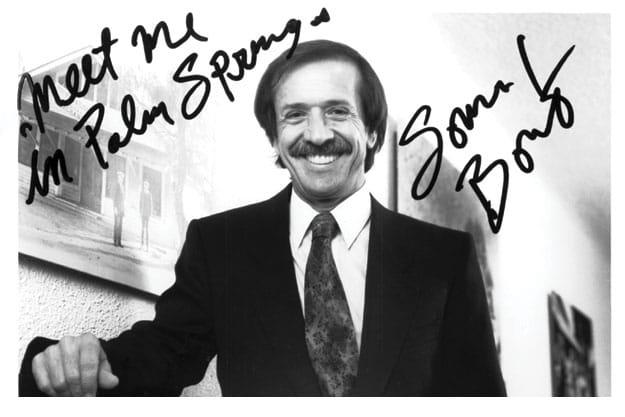 Palm Springs Celebrating 75 Years - Mayor Sonny Bono