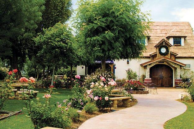 Temecula Wineries Briar Rose Winery Temecula California