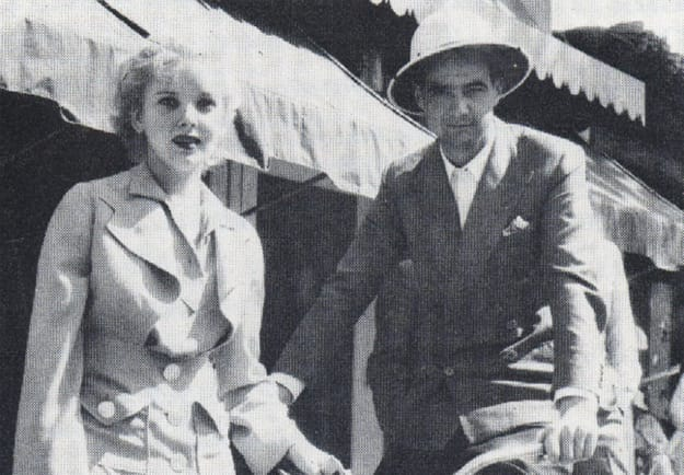 Palm Springs History Howard Hughes Was More Than Just A Tourist