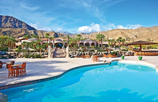 Porcupine creek in rancho mirage california the market - Palm springs swimming pool contractors ...