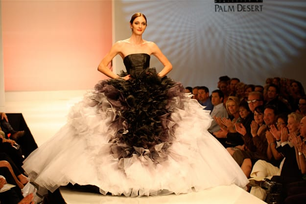 Fashion Week El Paseo Photos From Fidm Debut 2009 Palm Desert California