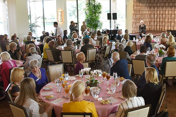 The Muses Take Silver at Annual Encore Lunch
