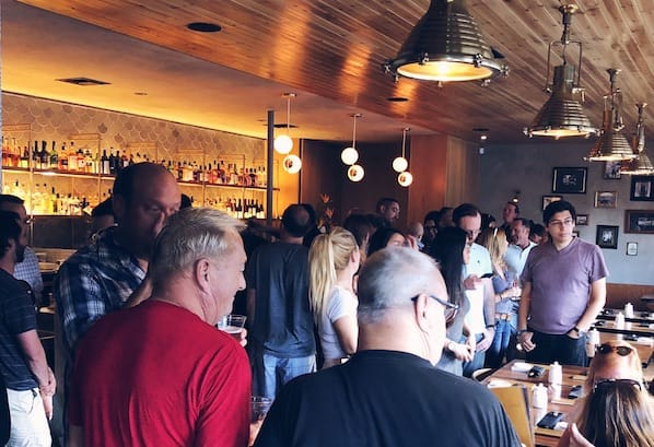 Sandfish Grand Opening in Uptown Design District