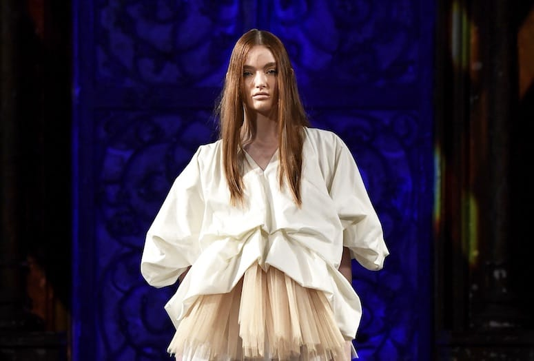 Kentaro Kameyama Classical Design Comes To Fashion Week El Paseo