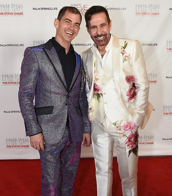 The Fashion Week El Paseo, Steve Chase Fashion Experience