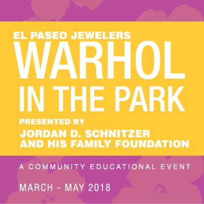 Warhol in the Park