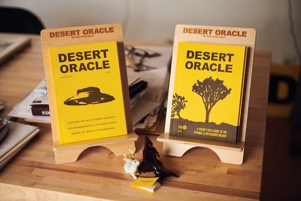 Ken Layne Lures Followers Into the Deep, Dark Mojave