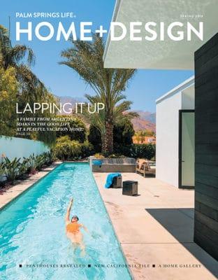 Palm Springs Life Home + Design Spring 2018