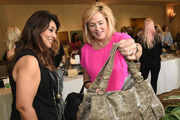 CancerPartners second annual Old Bags Luncheon