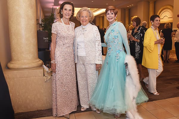Pearls and Pumps, A Dazzling Celebration of 30 Years Benefitting the Muses and Patroness Circle of McCallum Theatre