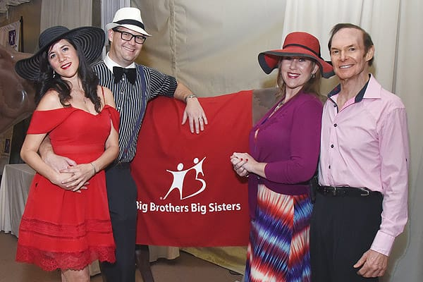 Derby Downs Benefits Big Brothers Big Sisters of the Desert