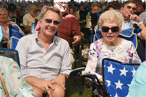 Opera in the Park Draws Thousands