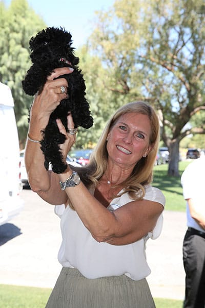"Tenth Annual Guide Dogs of the Desert ""Dog Day Afternoon"""