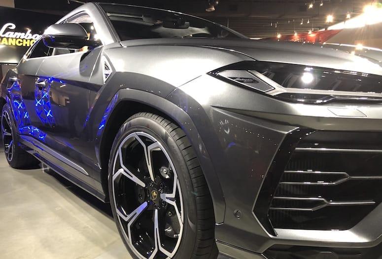 Indigo Auto Group Unveils Lamborghini Urus At Bighorn Golf Club