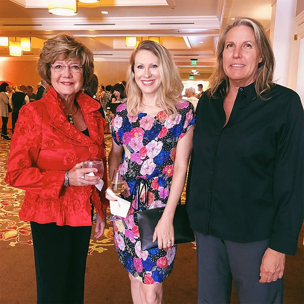 Women Who Lead Luncheon at The Ritz-Carlton, Rancho Mirage