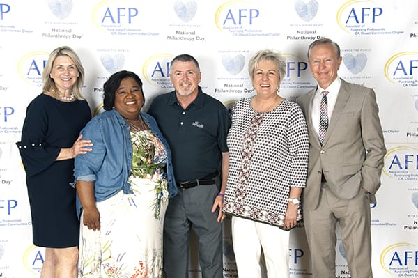 National Philanthrophy Day Honorees Announced