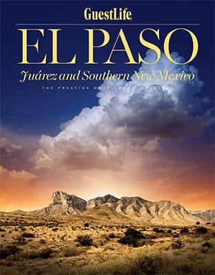 GuestLife El Paso 2015 Cover Poster