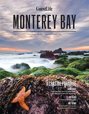 GuestLife Monterey Bay 2018 Cover Poster