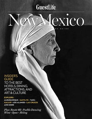 GuestLife New Mexico 2015 Cover Poster