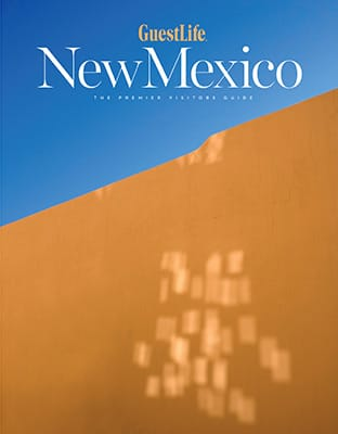 GuestLife New Mexico 2017 Cover Poster