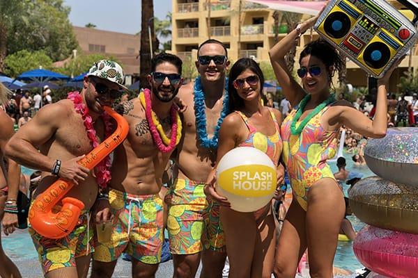 Splash House August 2018