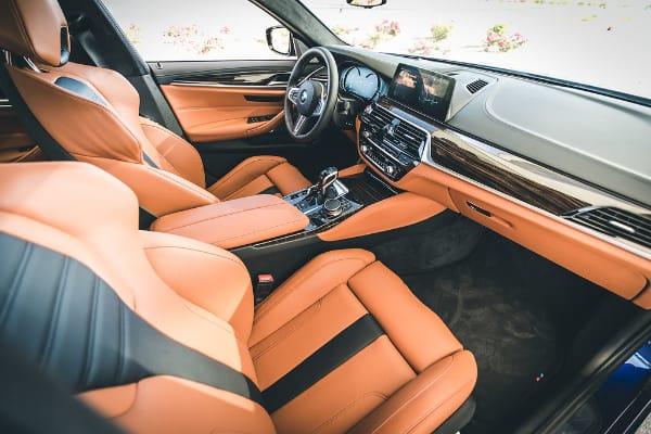 BMW 2018 M5 Test Drive