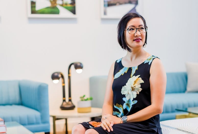 Dr. Sonja Fung: 40 Under Forty 2018