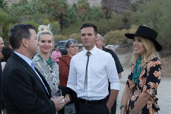 Agua Caliente Band of Cahuilla Indians' Dinner in the Canyons, Oct. 6, 2018