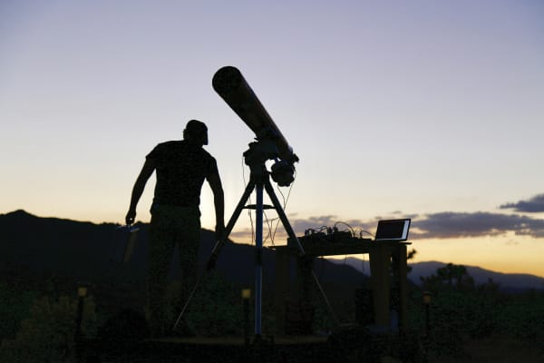 sound telescope
