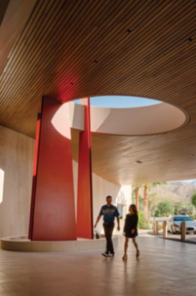 Big Horn Interior