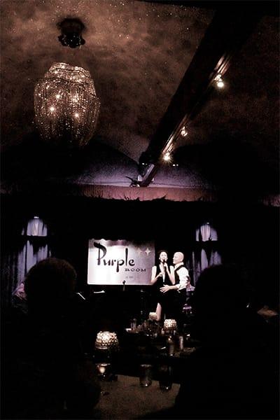 MichaelHolmes'PurpleRoomSupperClub