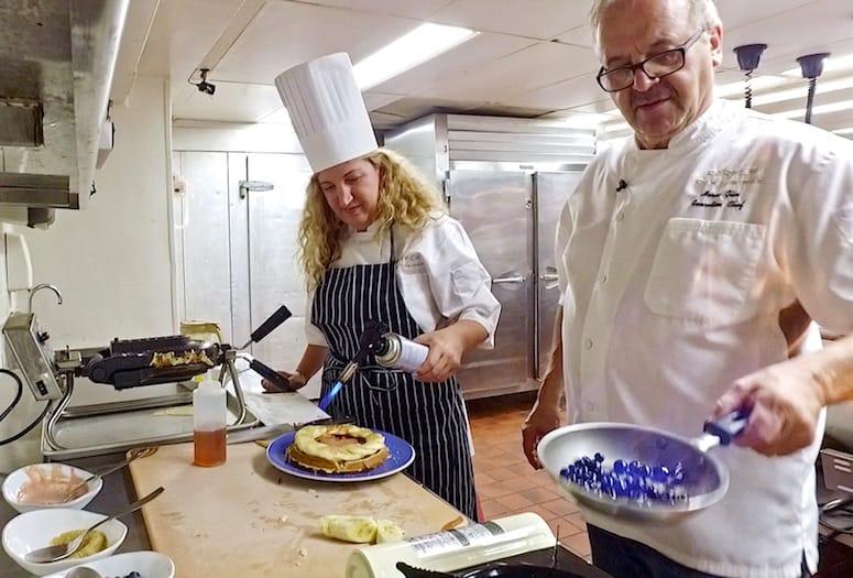 Taste: Chef Herve Glin