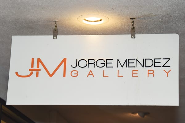 Both of Them of the Earth Exhibit at Jorge Mendez Gallery