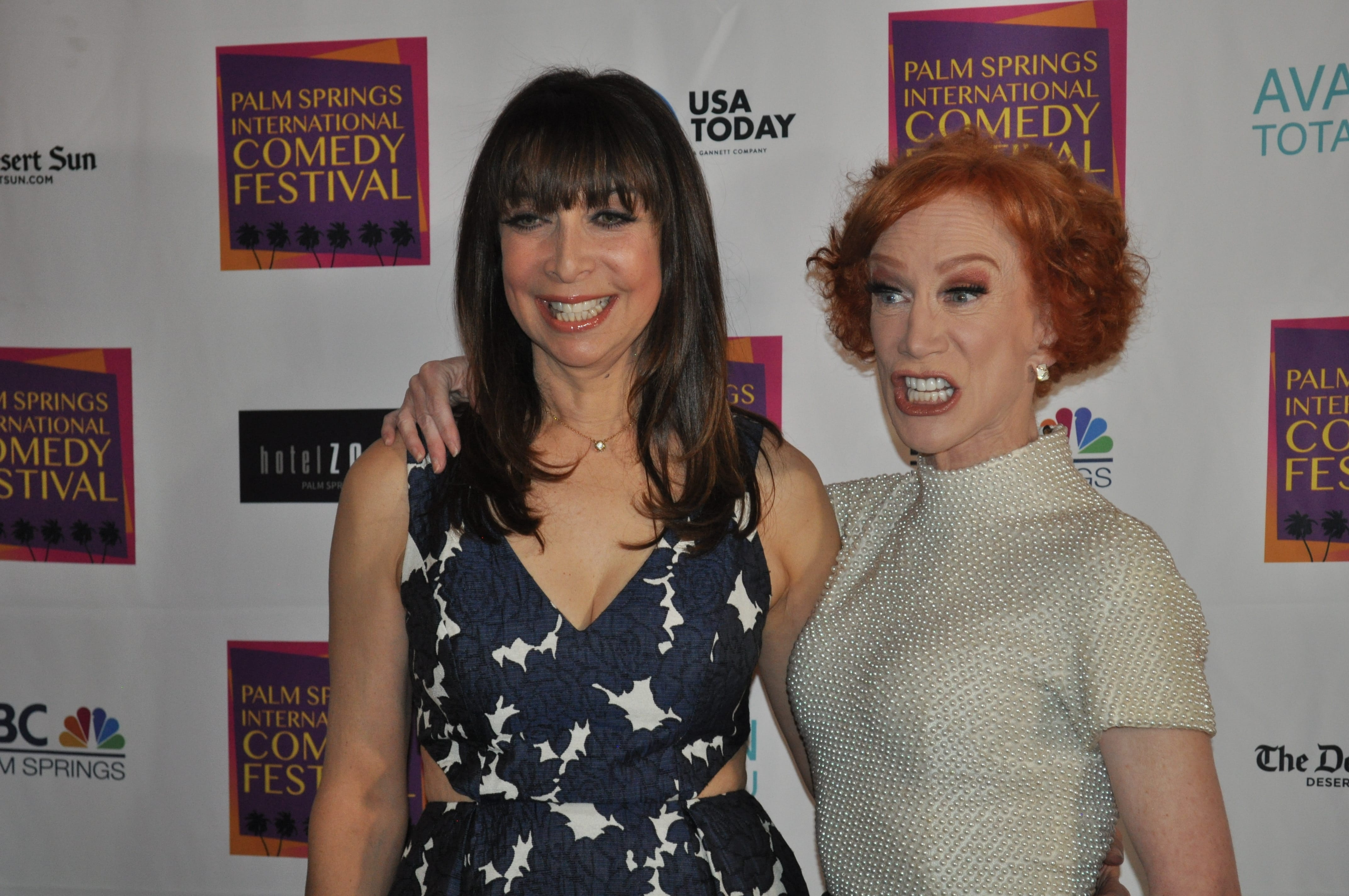 Kathy Griffin, Illeana Douglas Headline Palm Springs International Comedy Festival Gala