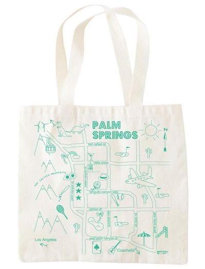 palmspringsgrocerytote